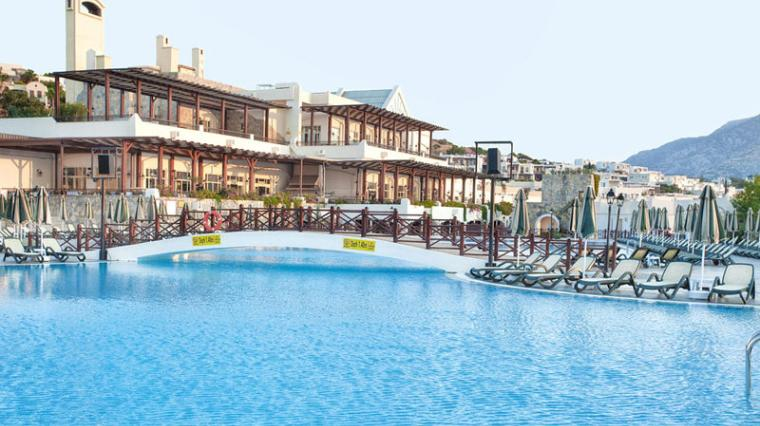 Asteria Bodrum Resort 7