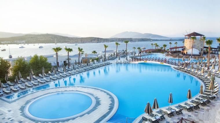 Asteria Bodrum Resort 9