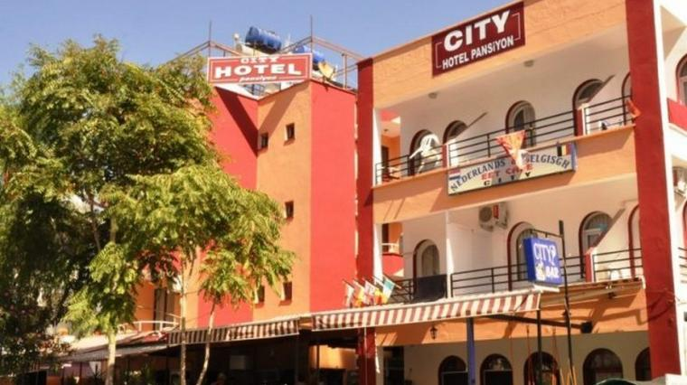 City Hotel Pension