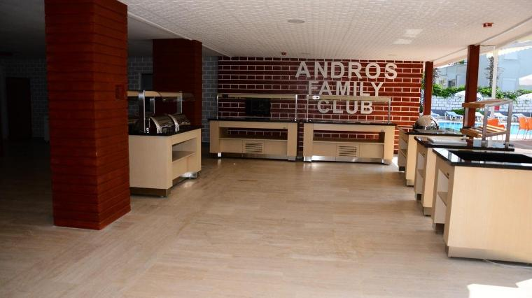 ANDROS FAMILY CLUB 11