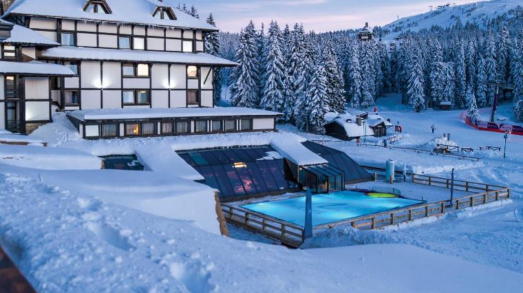 Kopaonik Grand Hotel & Spa zim