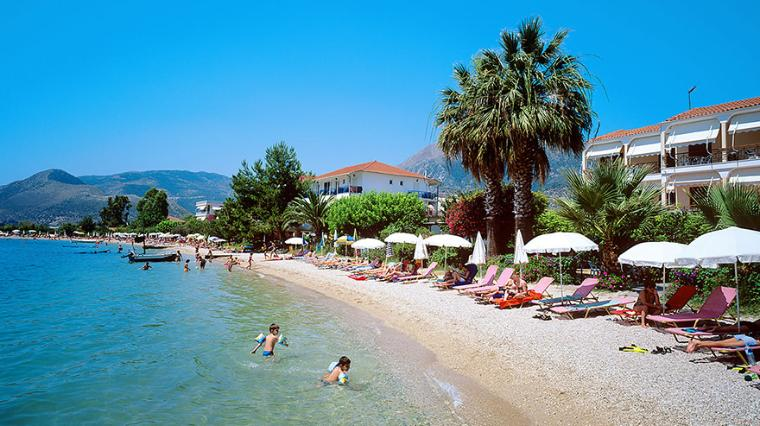 Rapsody Travel Lefkada